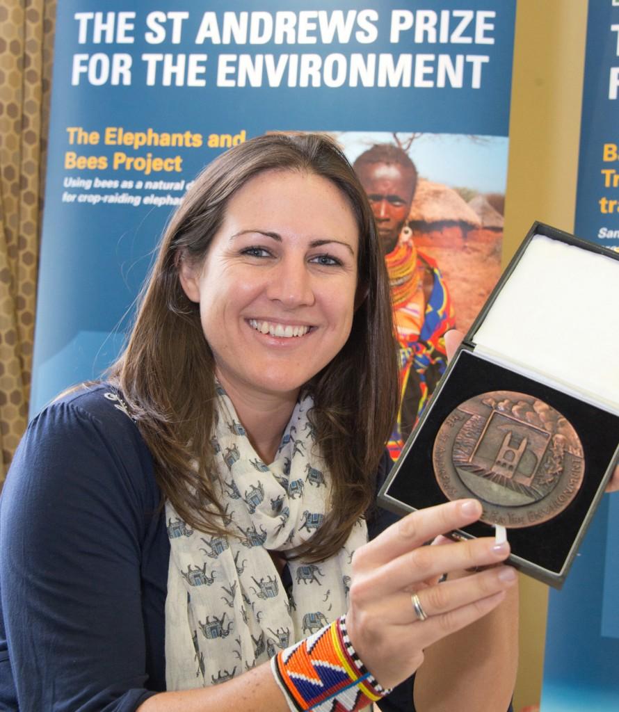 St Andrews Prize 2013