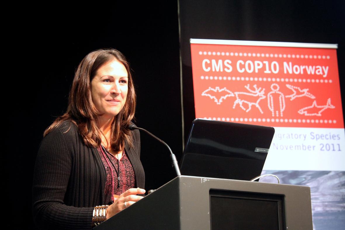 UNEP Award 2011