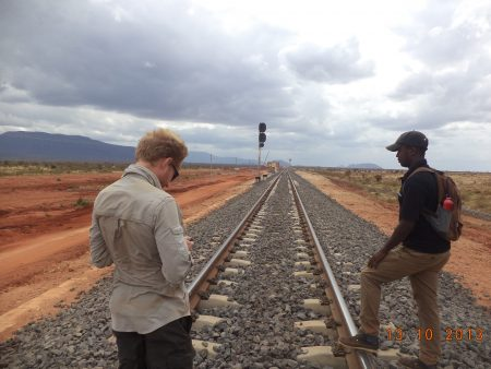 Observing the newly built SGR - with Nathan and Edwin